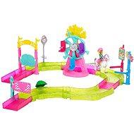 Barbie Mini púť herný set - Bábika