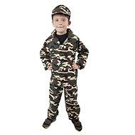 Rappa Army, veľ. M - Detský kostým