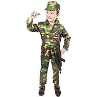 Rappa Army 2, veľ. M - Detský kostým