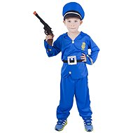 Rappa Policista, veľ. S - Detský kostým
