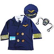 Rappa Pilot, veľ. S - Detský kostým