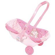 BABY Annabell Prenosná sedačka na kolieskach - Doplnok pre bábiky