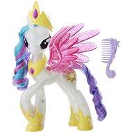 My Little Pony Glitter & Glow Princess Celestia - Figurine