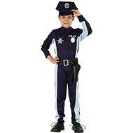 Policajt veľ. M - Detský kostým