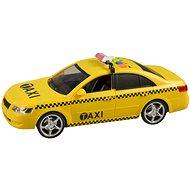Taxi na zotrvačník - Auto