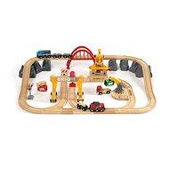 Brio World 33097 Nákladní železniční luxusní sada - Vláčikodráha