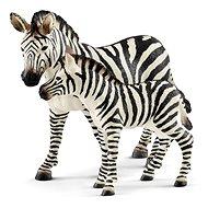 Schleich 14811 Mládě zebry - Figúrka