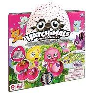 Hatchimals Dobrodružná hra s 4 figúrkami - Spoločenská hra