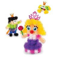 Bunchems Fosforeskujúca sada Princezná - Kreatívna súprava