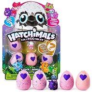Hatchimals Zberateľské zvieratká 4+1, séria II - Figúrky