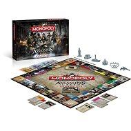 Monopoly Assassin's Creed Syndicate, ENG - Spoločenská hra