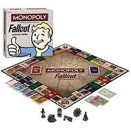 Monopoly Fallout, ENG - Spoločenská hra