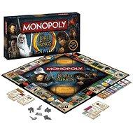 Monopoly Lord of The Rings, ENG - Spoločenská hra
