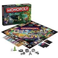 Monopoly Rick and Morty, ENG - Spoločenská hra