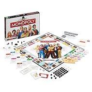 Monopoly The Big Bang Theory, ENG - Spoločenská hra
