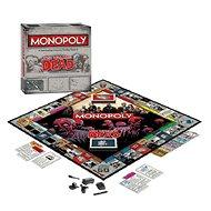 Monopoly Walking Dead, ENG - Spoločenská hra