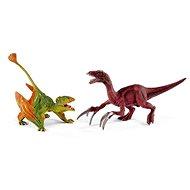 Schleich 41425 Sada Dimorphodon a Therizinosaurus malí - Herný set