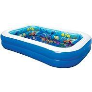 Bestway 3D - Nafukovací bazén