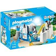 Playmobil 9062 Bazén pre tučniakov - Stavebnica