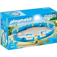 Playmobil 9063 Bazén pre morské zvieratá - Stavebnica