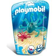 Playmobil 9066 Chobotnica s mláďaťom - Stavebnica