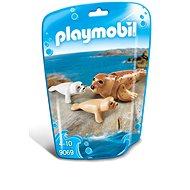 Playmobil 9069 Tuleň s mláďaťom - Stavebnica