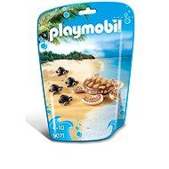 Playmobil 9071 Vodná korytnačka s mláďaťom - Stavebnica