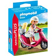 Playmobil 9084 Dievča na pláži so skútrom - Stavebnica