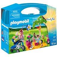 Playmobil 9103 Prenosný box – Rodinný piknik - Stavebnica