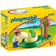 Playmobil 9121 Dinosaurie vajce - Stavebnica