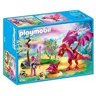 Playmobil 9134 Drak s mláďaťom - Stavebnica