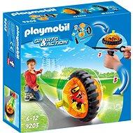 Playmobil 9203 Speed Roller Orange - Stavebnica