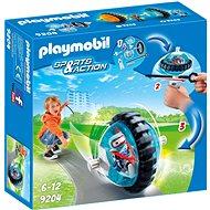 Playmobil 9204 Speed Roller Blue - Stavebnica