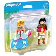 Playmobil 9215 Duo Pack Princ a princezná - Stavebnica
