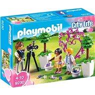 Playmobil 9230 Fotograf s družičkami - Stavebnica
