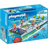 Playmobil 9233 Loď so skleneným dnom a podvodným motorom - Stavebnica