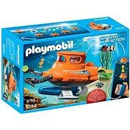 Playmobil 9234 Ponorka s podvodným motorom - Stavebnica