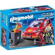 Playmobil 9235 Hasičské zásahové vozidlo - Stavebnica