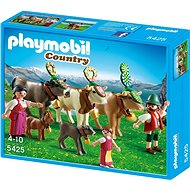 Playmobil 5425 Festival v Alpách - Stavebnica
