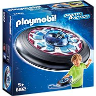 Playmobil 6182 Super lietajúci tanier s mimozemšťanom - Stavebnica
