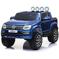 Volkswagen Amarok modré – lak - Detské elektrické auto