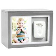 Pearhead Krabička na vzpomínky šedá - Škatuľka