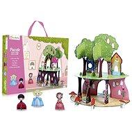 Avenue Mandarine Kartónový domček pre víly - Kreatívna hračka