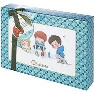 Spoločenská hra Avenue Mandarine Súprava guľôčok s prekážkami pre chlapcov