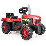 DOLU Elektrický detský traktor - Detské elektrické auto