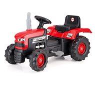 DOLE Veľký šliapací traktor - Šliapací traktor