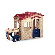 Little Tikes Domček s piknikovým stolíkom - Detský domček