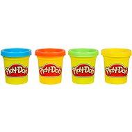 Play-Doh 4 Mini tégliky - Modelovacia hmota