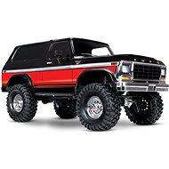 Traxxas TRX-4 Ford Bronco 1 : 10 TQi RTR červený