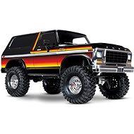 Traxxas TRX-4 Ford Bronco 1 : 10 TQi RTR oranžový - RC auto na diaľkové ovládanie